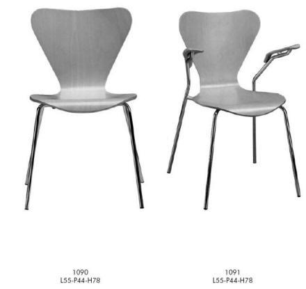 Hugo Alvar Poly chairs