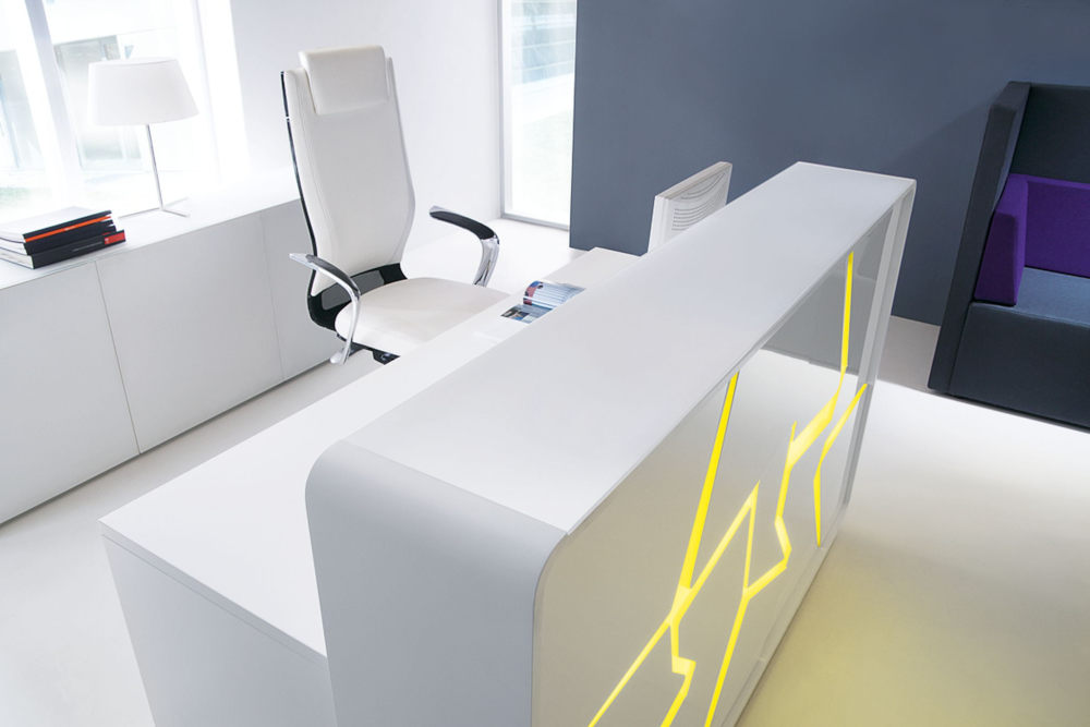 Artic Reception Counter