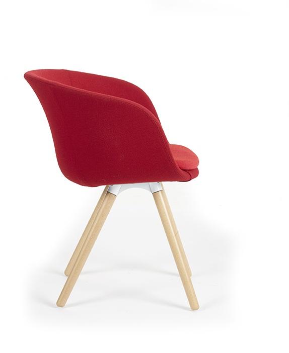 Krib tub chair