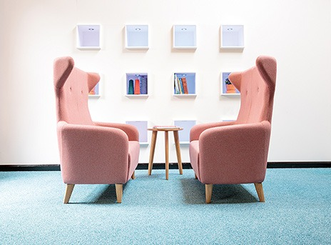 Lux armchair