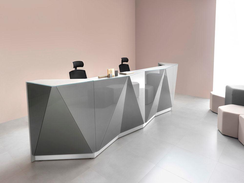 Alpa Reception Desk Photo