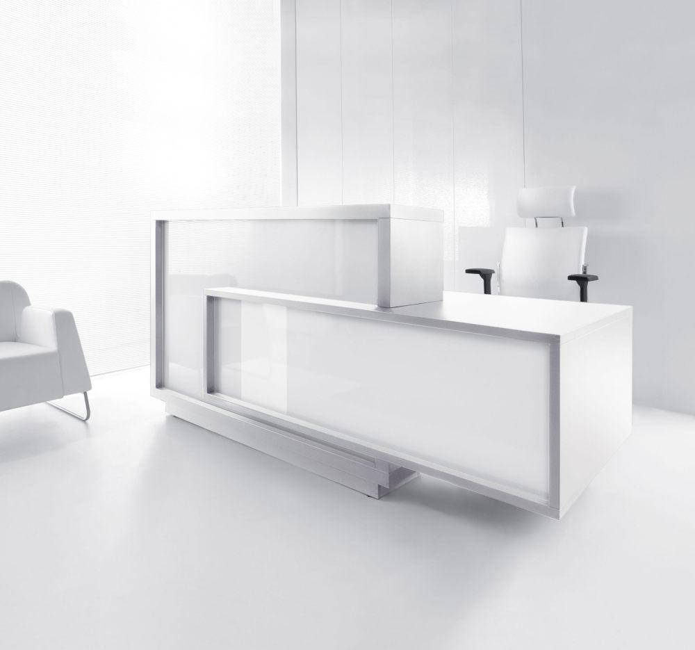 Foro Reception Desk and Counter