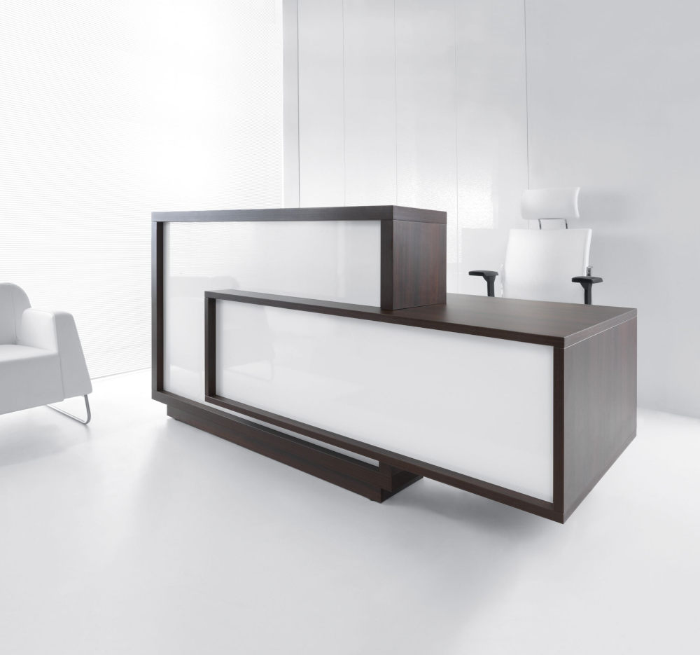 Foro Reception Desk and Counter