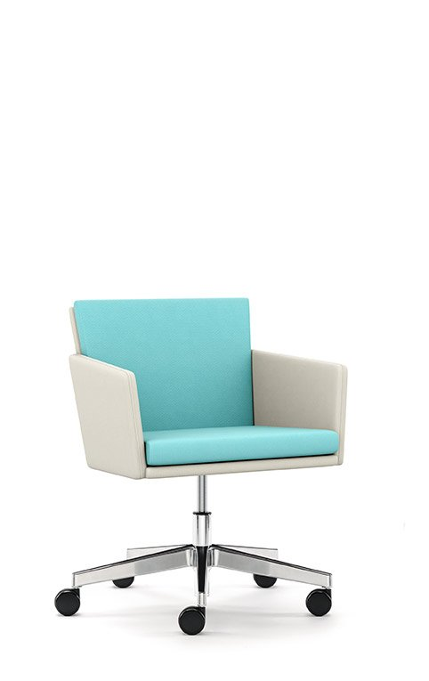 Lark Single Seat tub chair
