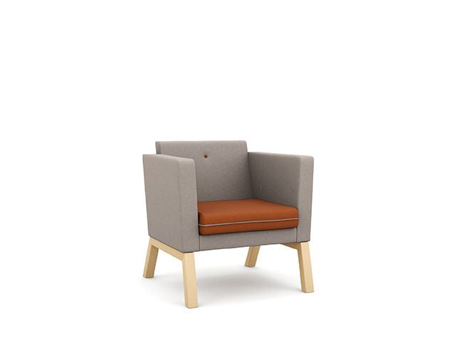 The Me, Myself & I. Armchair