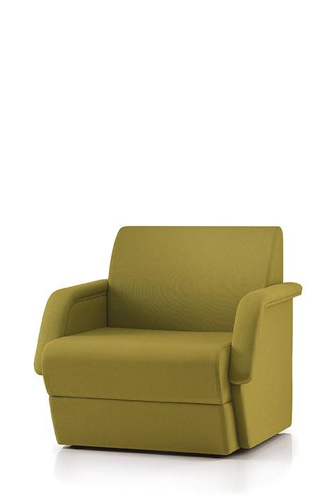 Point modular Sofa single armchair