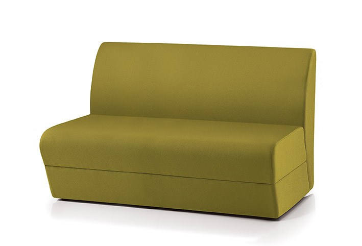 Point modular Sofa middle double section