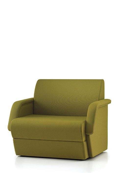 Point modular Sofa wide single armchair