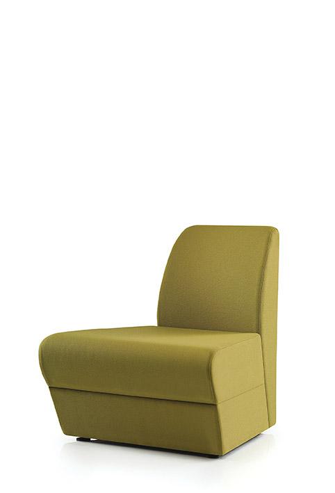 Point modular Sofa corner section