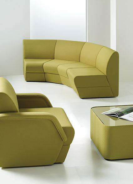 Point modular Sofa configure