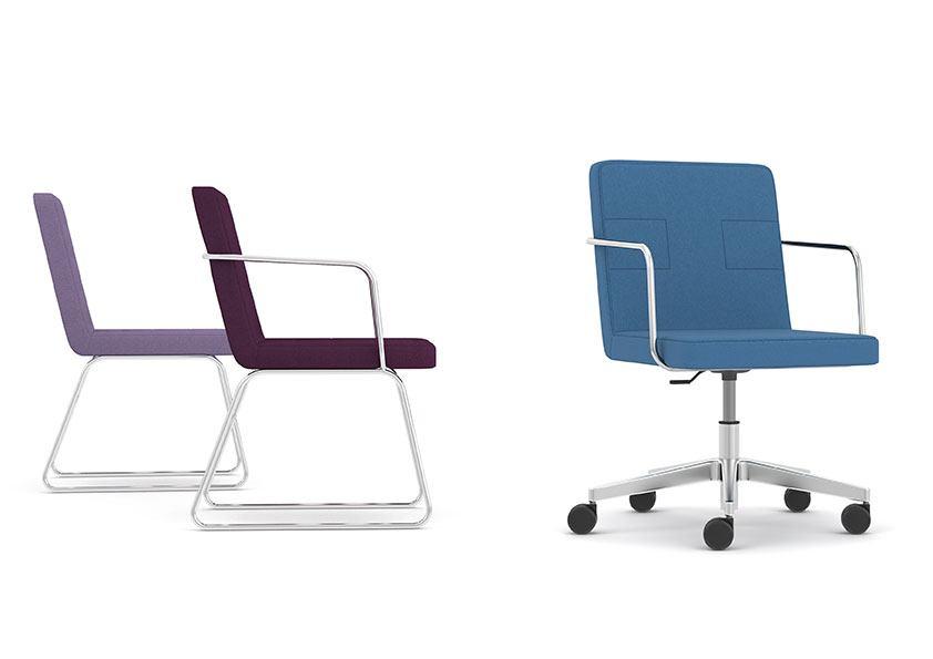 Tonic range of chair