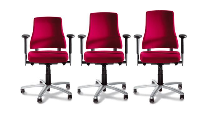 BMA Ergonomics Operators Chair