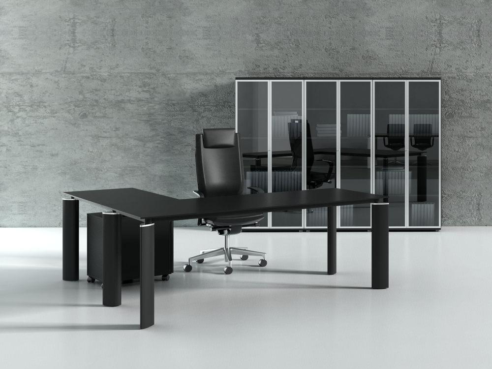 CRYSTAL Executive Desk