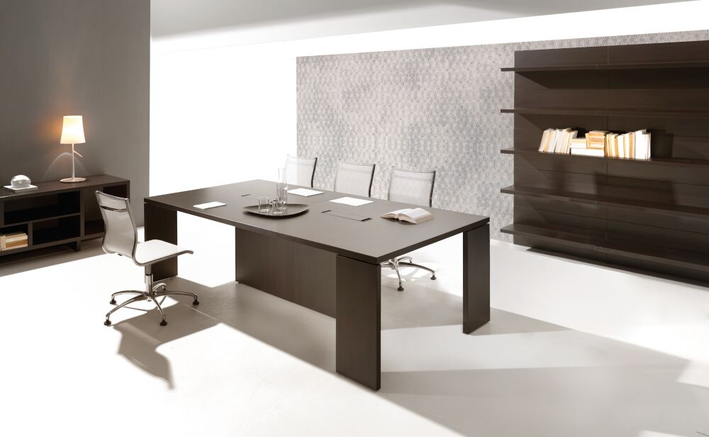 Lithos Executive meeting Table