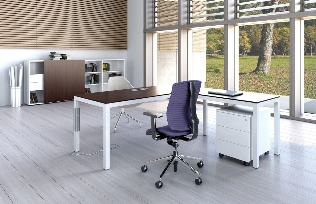 Impulse Executive Desk Suit