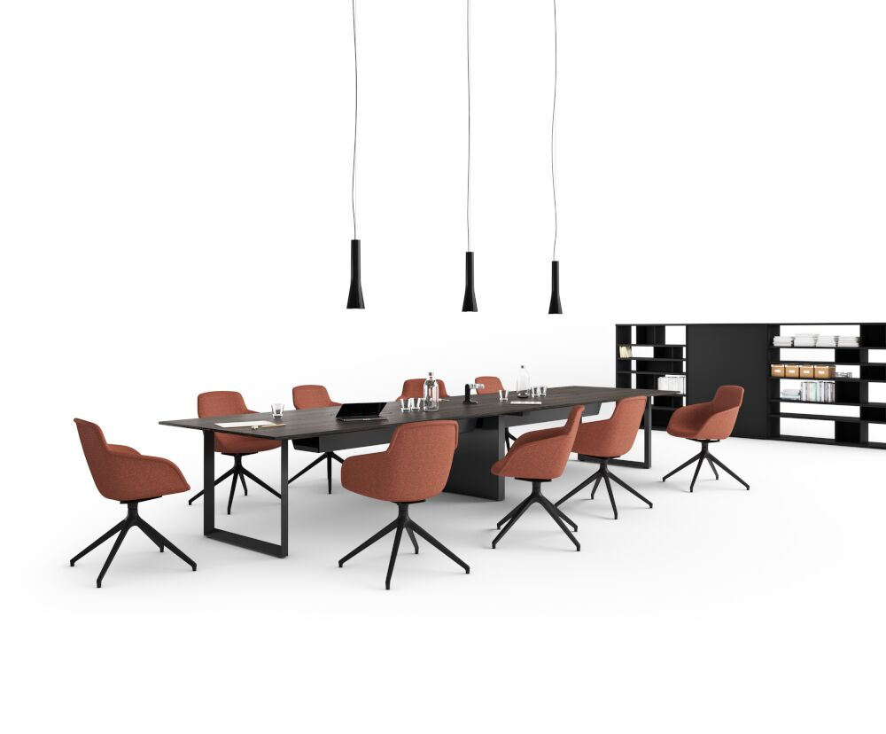 Frame Meeting Table