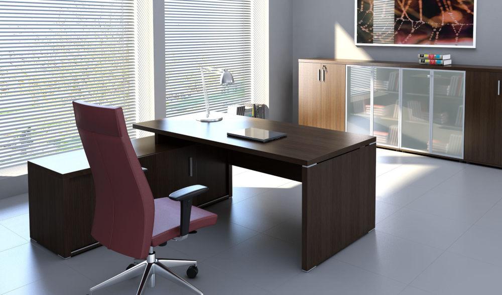 QUANDO Executive desk