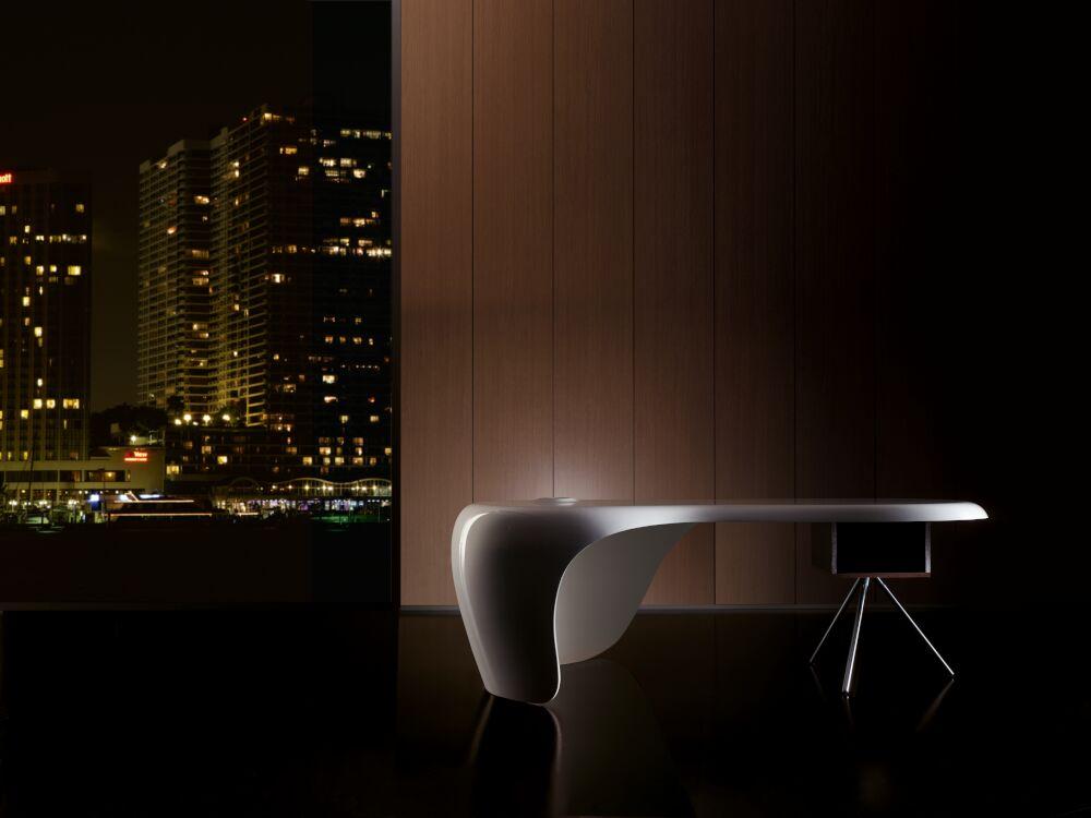 Uno executive reception desk