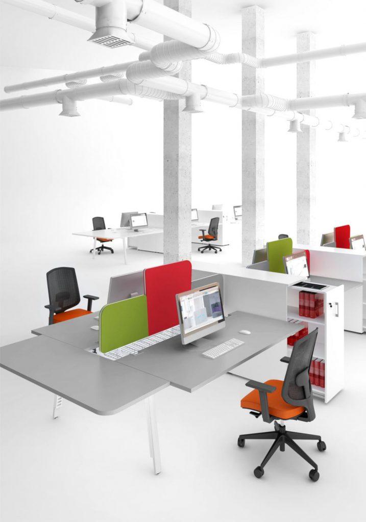 Yan bench workstation desk