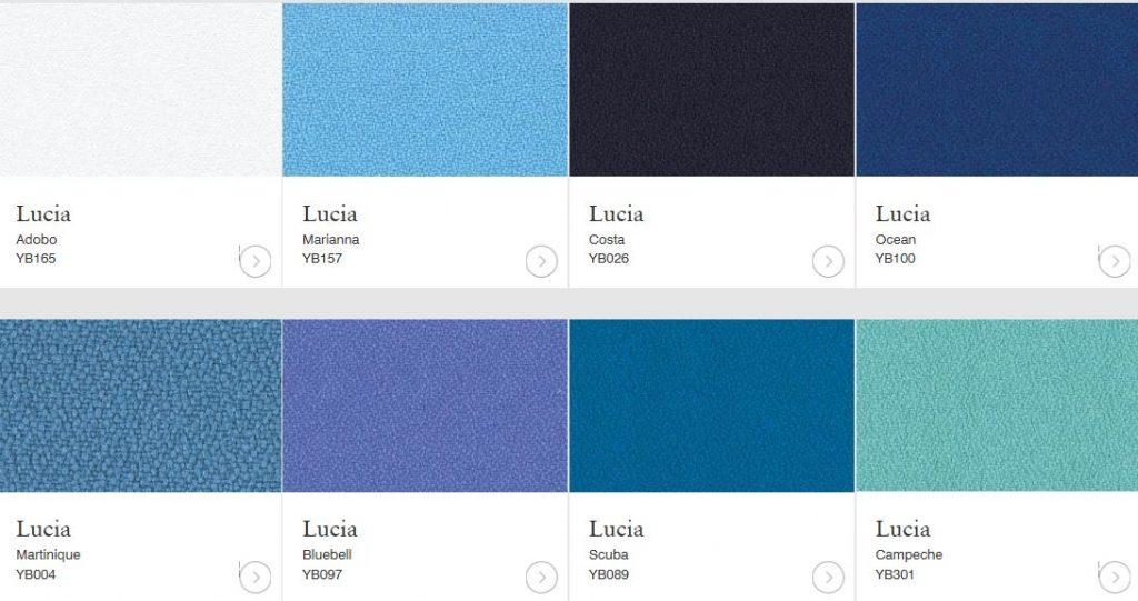Lucia blue