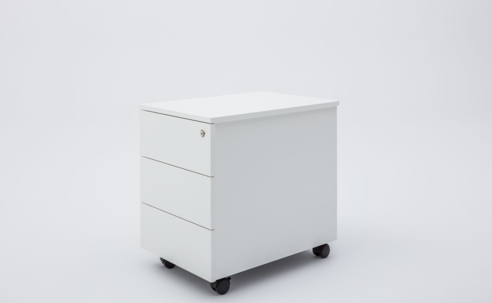 pedestal box file