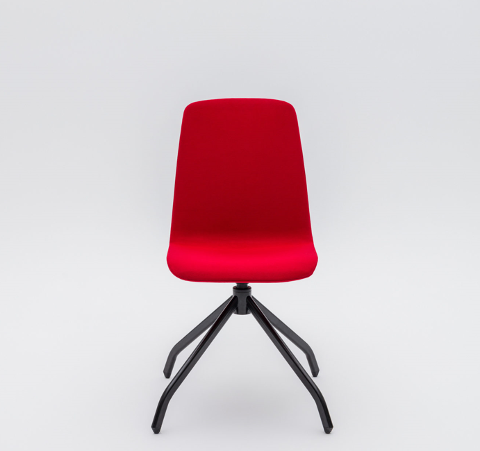 Ulti metal prong leg chair