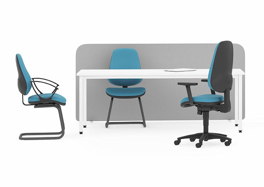 OC9 BLUE office chair