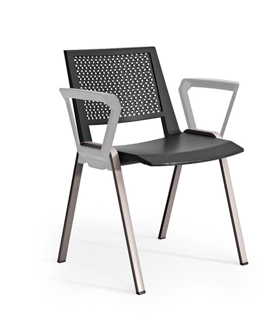kentra chair black