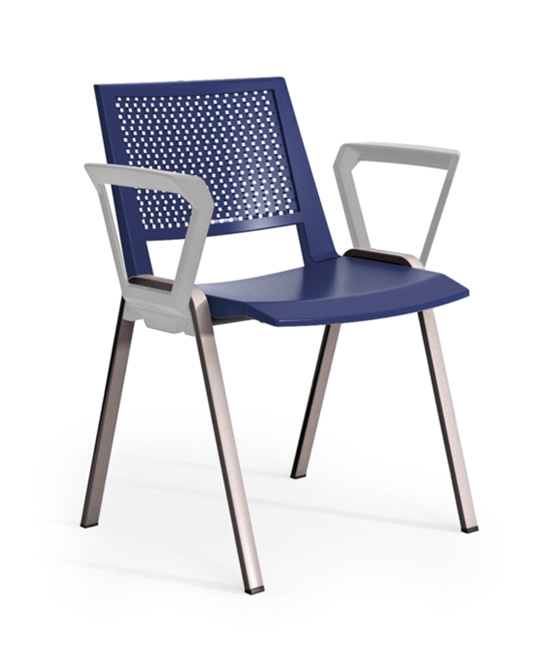 kentra chair aquablue