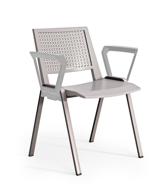 kentra chair light grey