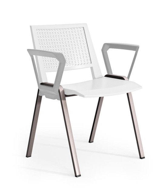 kentra chair white