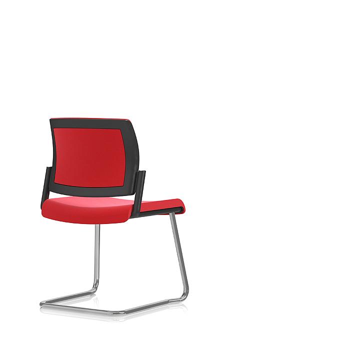kind cantliver visitor chair