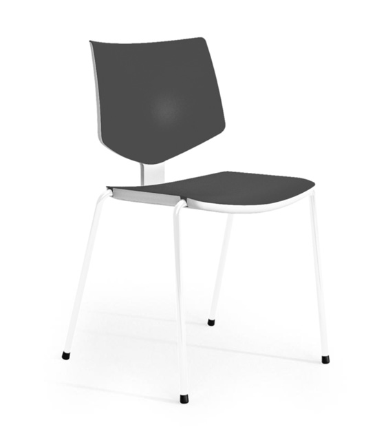 loola chair black
