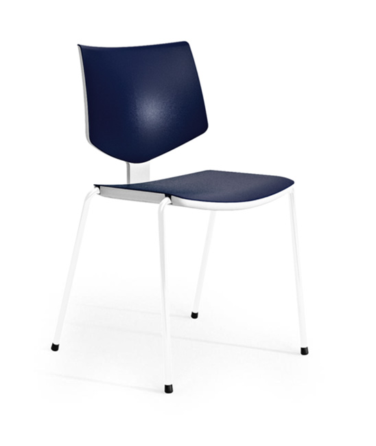 loola chair blue