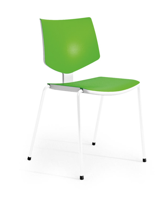 loola chair in green