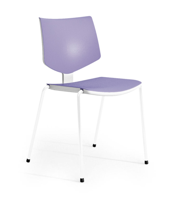 loola chair purple