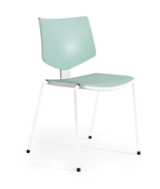 loola chair in turq