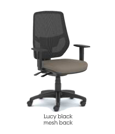 Lucy mesh task chair