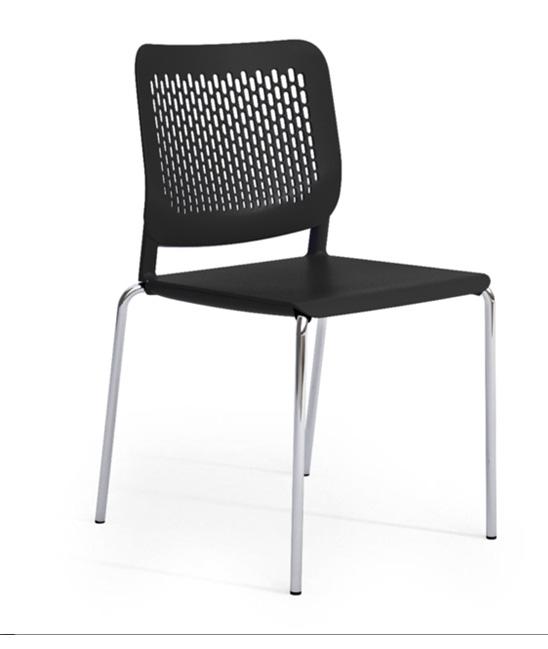 malika chair black