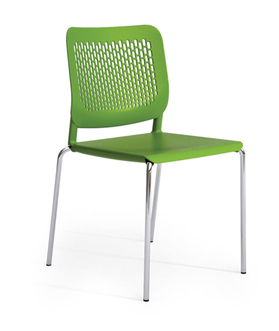 malika chair green