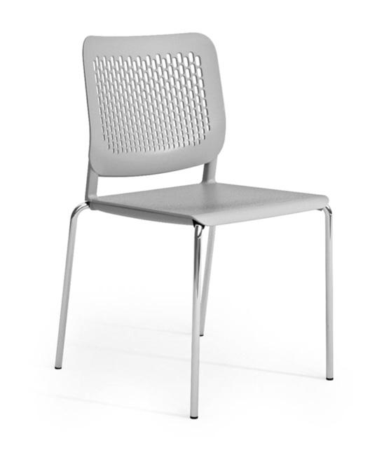 malika chair grey