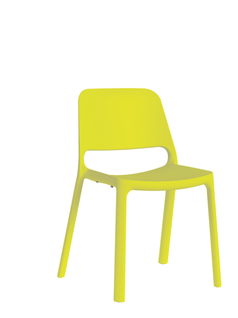 nuke chair green no arms