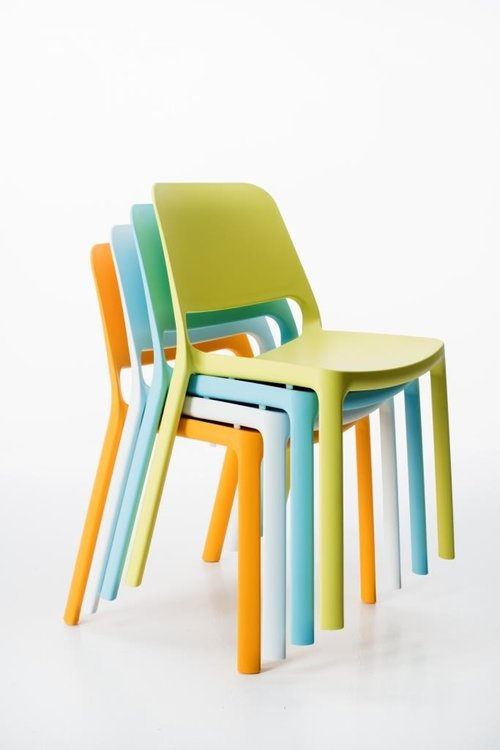 nuke chair stackable