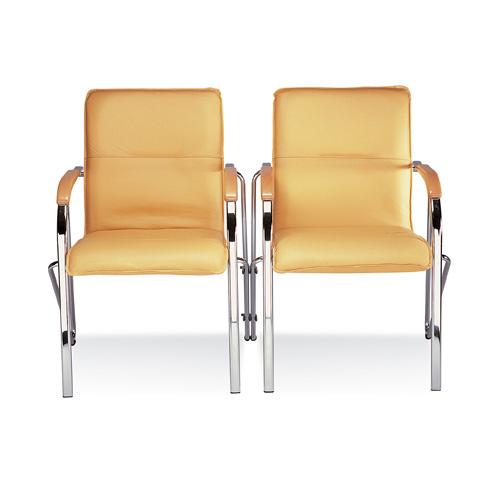 samba tan joined chairs