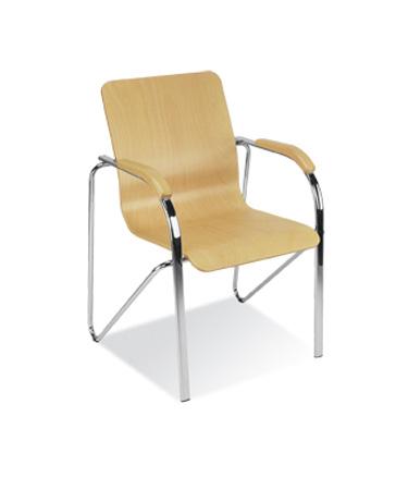 samba wood chair