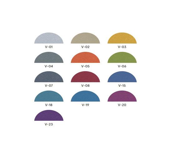 Vitra Fabric Options