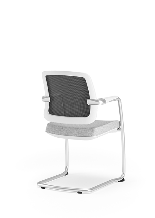 absolute chairs with cantilever frame