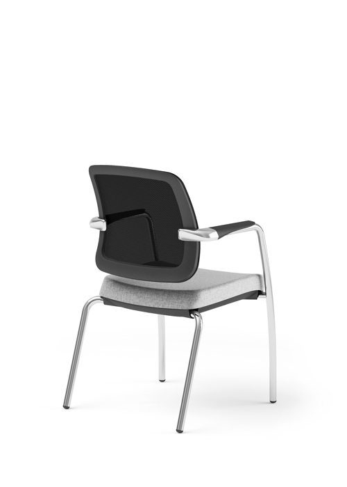 absolute chairs with four leg frame