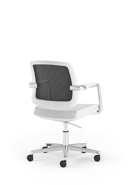 absolute task chair with 5 star castor base 234 7