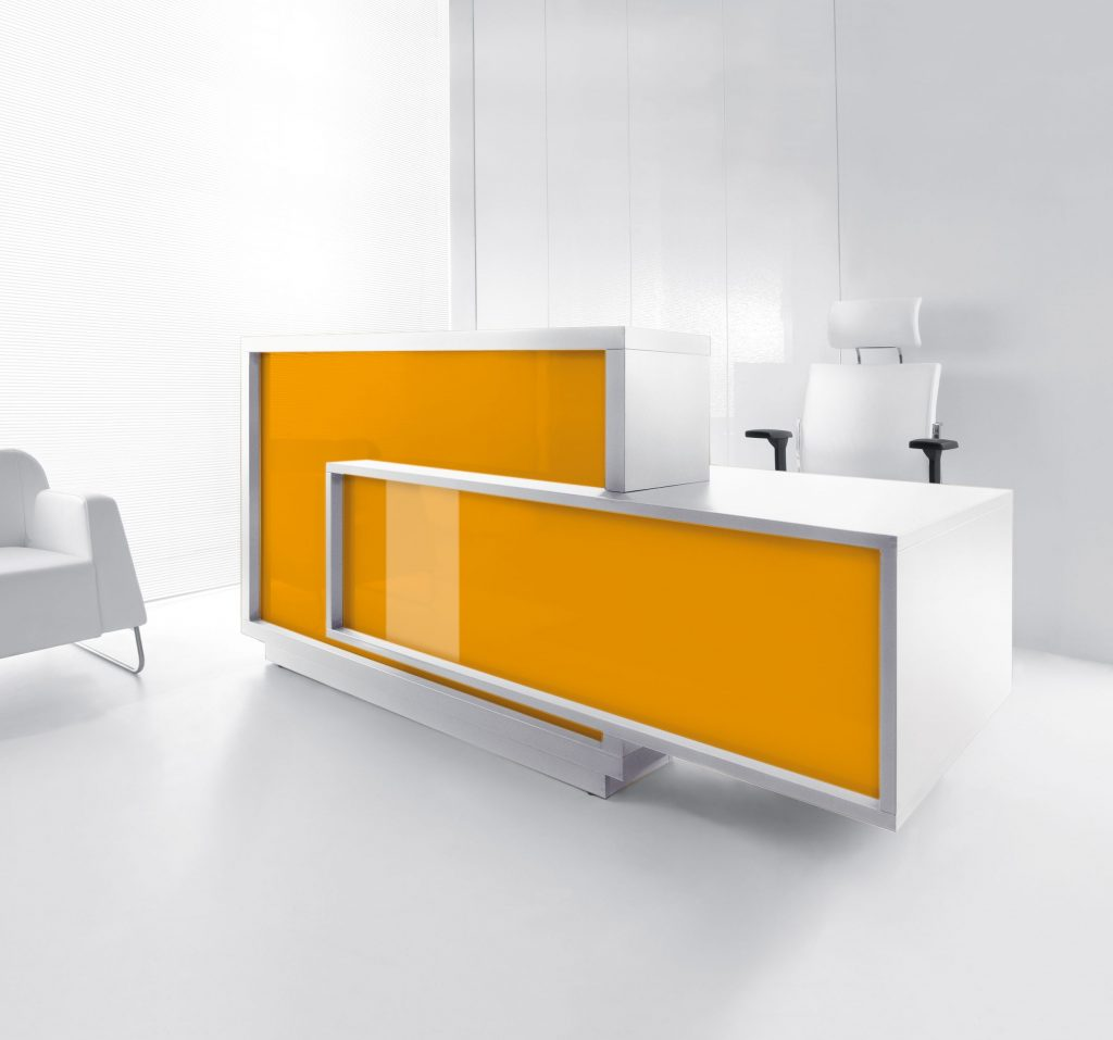 Foro Reception Desk with disabilied access